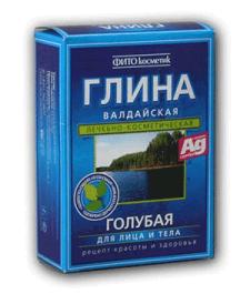 Голубая глина: свойства и применение, польза