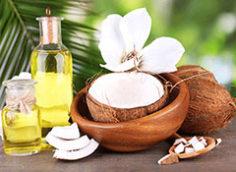 Кокосовое масло для волос: применение масок