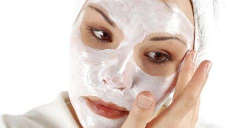 Маска для лица из сметаны для сухой кожи в домашних условиях