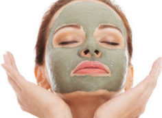 Зелёная глина для лица: маски, свойства и применение