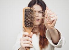 Домашние средства для остановки выпадения волос.