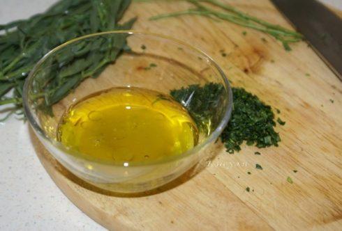 Как приготовить луковое масло от выпадения волос