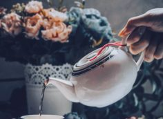 Польза зеленого чая для кожи и здоровья.